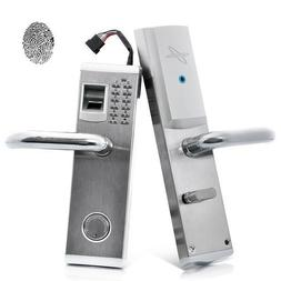 Lightinthebox 3-in-1 Biometric Fingerprint and Password Door