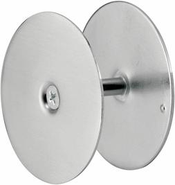 Defender Security 10446 Door Hole Cover Plate – Maintain E