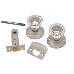 Belwith Products 1148-SN Satin Nickel Pass Door Knob/Latch