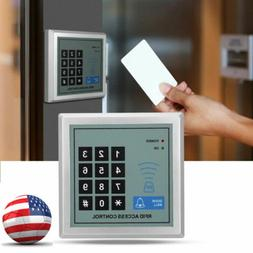 125KHz Door Lock Access Control System with 10pcs RFID Cards