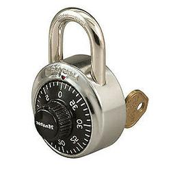 Master Lock 1525 General Security Combination Padlock with K