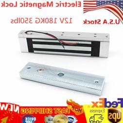 180KG Holding Force Mini Electric Magnetic Door Lock for Acc