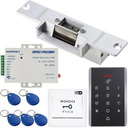 2.4G WiFi Door Keypad Access Control Kit Electric Fail-Secur