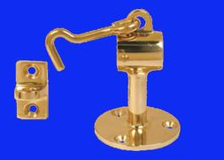 US LOCK 2400 SERIES DOOR STOP BRASS US24R4723
