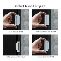 1PCS Upgraded Security Defender Home Door Reinforcement Lock