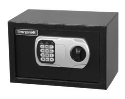 HONEYWELL - 5101DOJ Approved Small Security Safe with Digita
