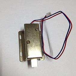 FCBB High Quality 6 Holes Dc 12V Cabinet Door Electric Lock