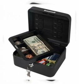 Honeywell Safes & Door Locks - 6111 Convertible Steel Cash a
