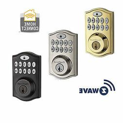 Kwikset 914 SmartCode Deadbolt with Home Connect Z-Wave Smar
