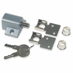 10 BATTALION SLIDING PATIO DOOR WINDOW LOCK KEYED SECURITY A