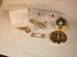 Door Dead Bolt Lock Sets - New Lot of 6 - All With Matching