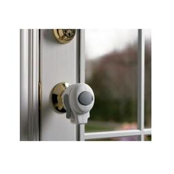 Kidco Door Knob Lock - 3 Pack, White