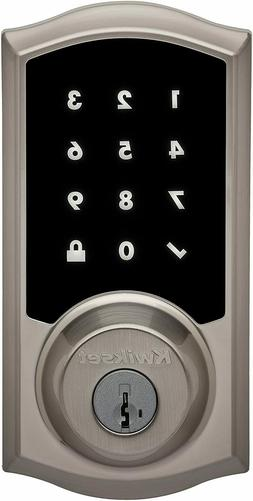 Kwikset - 919 Premis Bluetooth Touchscreen Smart Lock - Sati