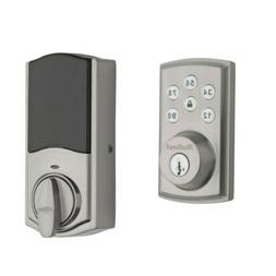 Kwikset SmartCode 888 Z-Wave Door Lock Satin Nickel 98880-00