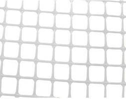 Outdoor Deck Netting 15-Ft. Roll Heavy-Duty Translucent Pati