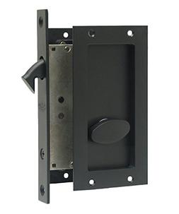 Anacapa by FPL- Solid Brass Modern Pocket Door Mortise Lock