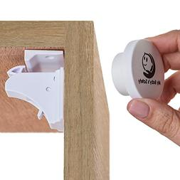 Baby & Child Safety Magnetic Cabinet Locks and Drawer Locks