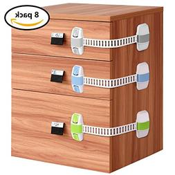 baby safety cabinet locks double