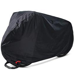 bike cover waterproof bicycle storage