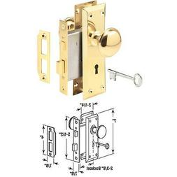 DEFENDER SECURITY Bit Key Mortise Lockset