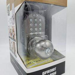 Brand New Keyless Electronic Milocks Keypad Door Knob Lock E