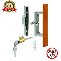 Prime-Line Products C 1062 Door Cover Plate and Pull, Alumin