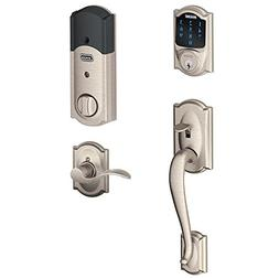 Schlage Connect Camelot Touchscreen Deadbolt with Built-In A