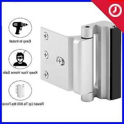 Defender Security U 10827 Door Reinforcement Lock –,Add Ex