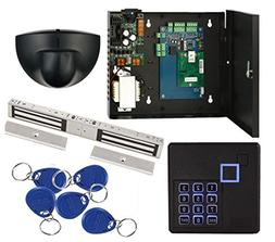 DIY Single Door Wiegand Access Control Panel System Kit with