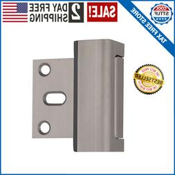 Door Guardian Security Lock Satin Nickel