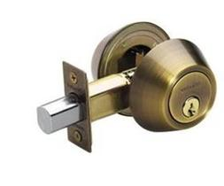 Master Lock DSO07KA4 Keyed Entry Deadbolt Double Cylinder; A