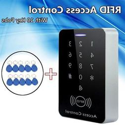 Electric Door Keypad Lock Access Control ID Card Password Se