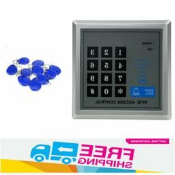 Electric Door Lock RFID Access Control ID Card/Password Syst