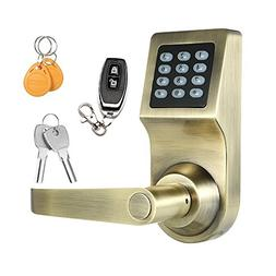 COLOSUS NDL302 Keyless Electronic Digital Smart Door Lock fo