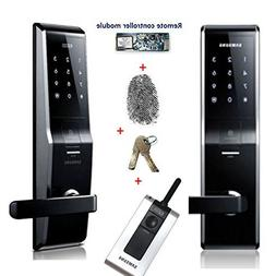 Fingerprint SAMSUNG SHS-5230  digital door lock keyless touc