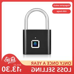 Golden Security <font><b>Keyless</b></font> USB Rechargeable