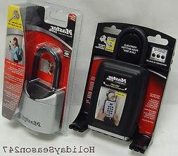 MASTER LOCK Hanging Spare Key Security Storage Realtor Door
