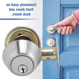 Home <font><b>Door</b></font> Locking Security Stainless Ste