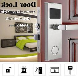 Home Hotel Intelligent Security RFID Door Lock Digital Unloc