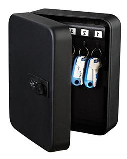 Key Safe Lock Box Outdoor Storage Box with Code Combination