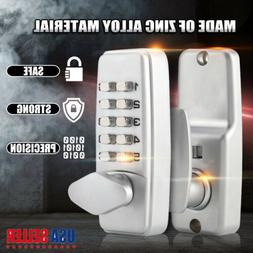 Keyless Electronic Mechanical Digital Code Keypad Password E