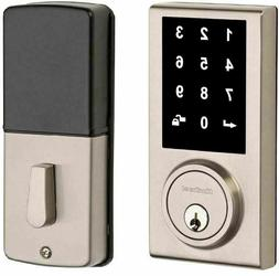 Keyless Touchscreen Deadbolt Door Lock Electronic Exterior S
