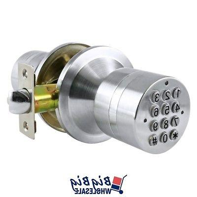 Keyless KeyPad Electronic Digital Code Stainless Steel Secur