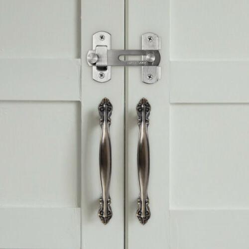 2 Lock Handles door Kit Bedroom Door