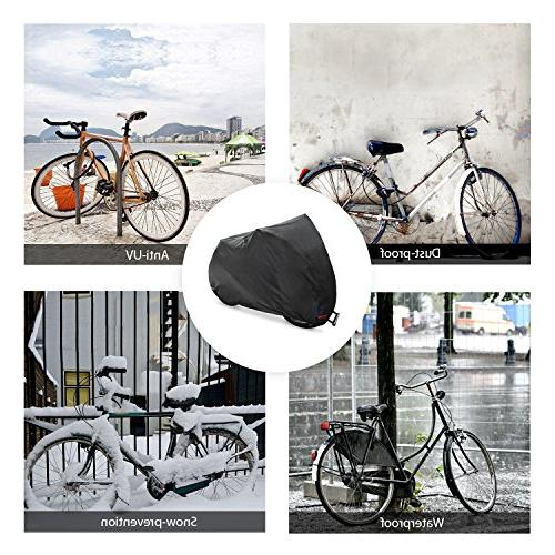 Ohuhu Outdoor Bicycle Storage All Oxford Fabric for Mountain and