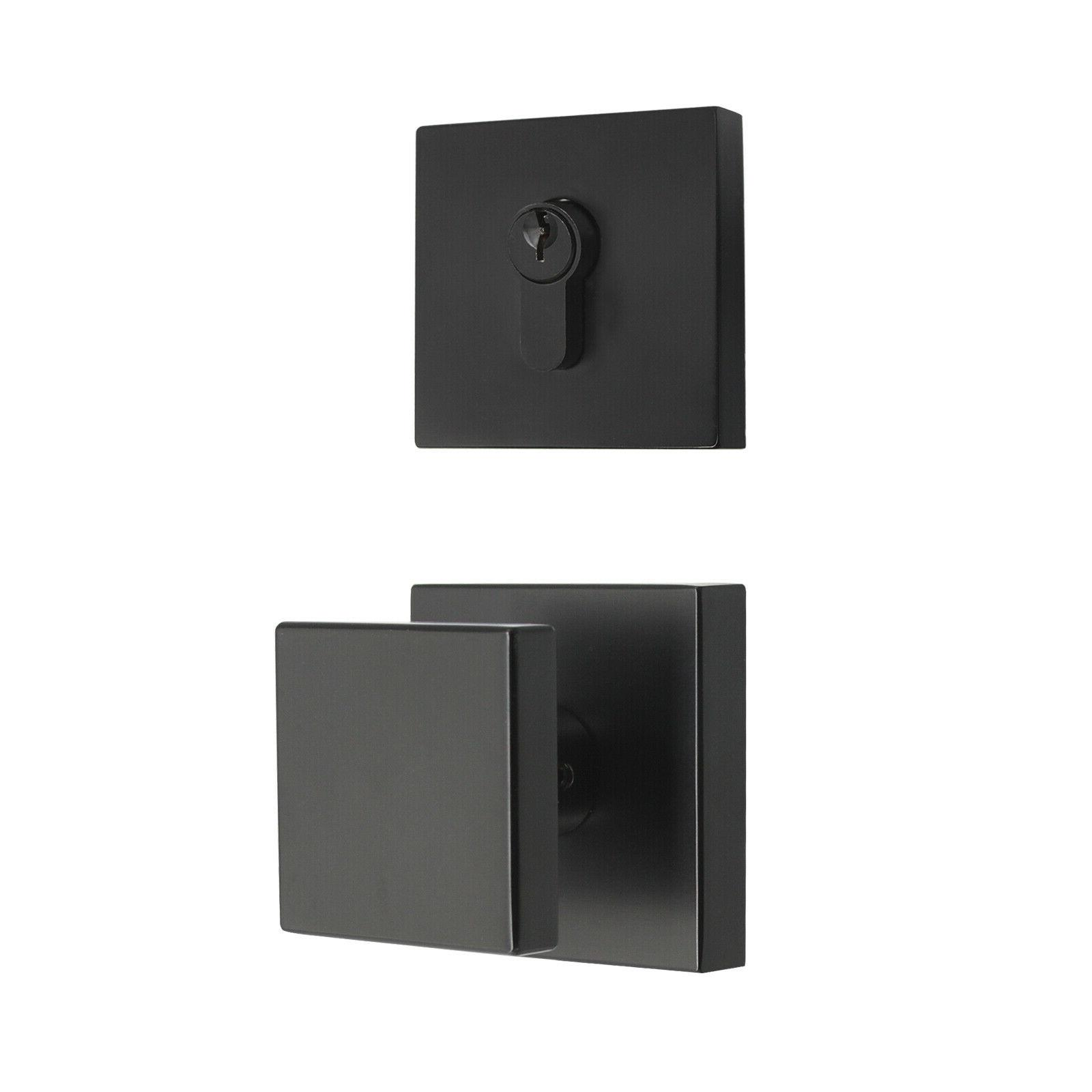 Entry Door Lock set Double 3 keys
