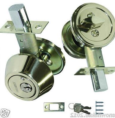 deadbolt single cylinder keys