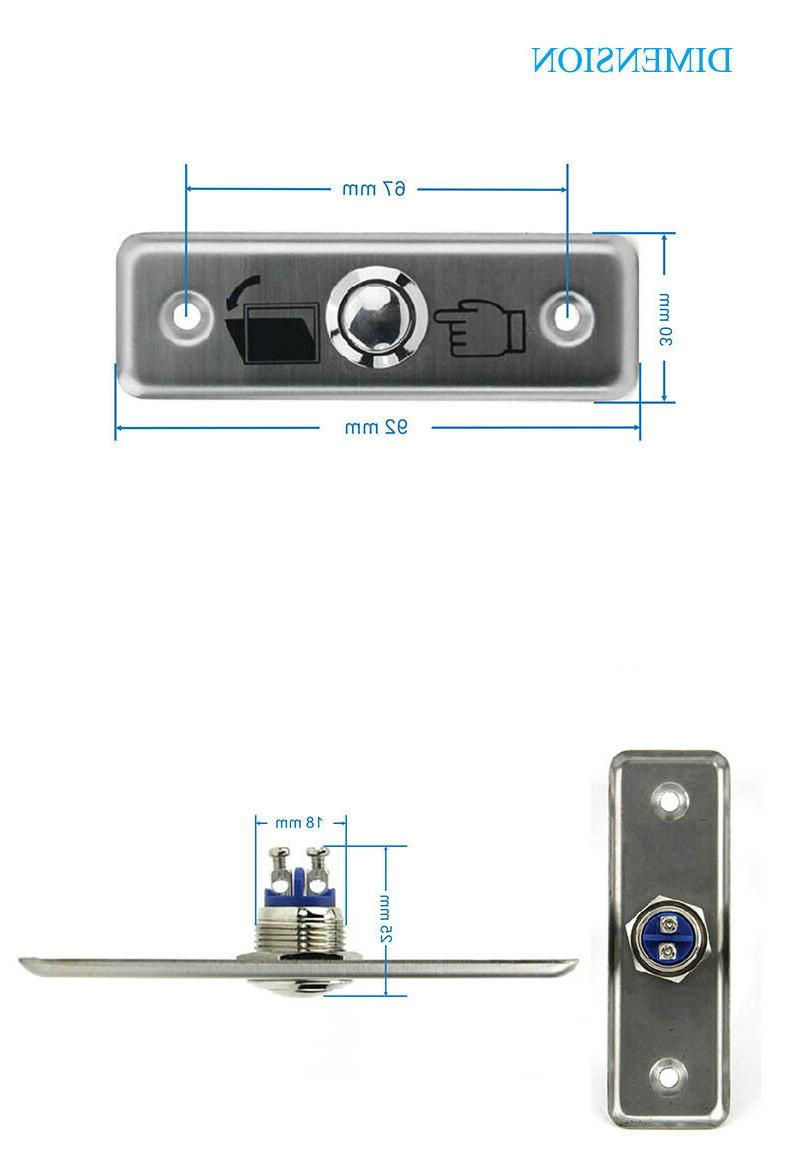 Door System, Electric Magnetic Wireless