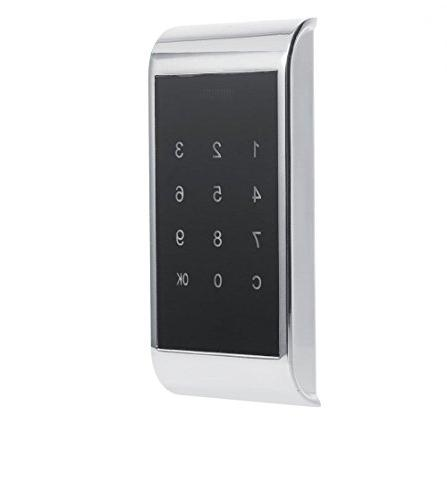 door electronic security coded