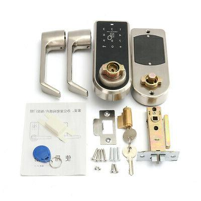 Electronic Lock Home Entry Code Keypad Tag US